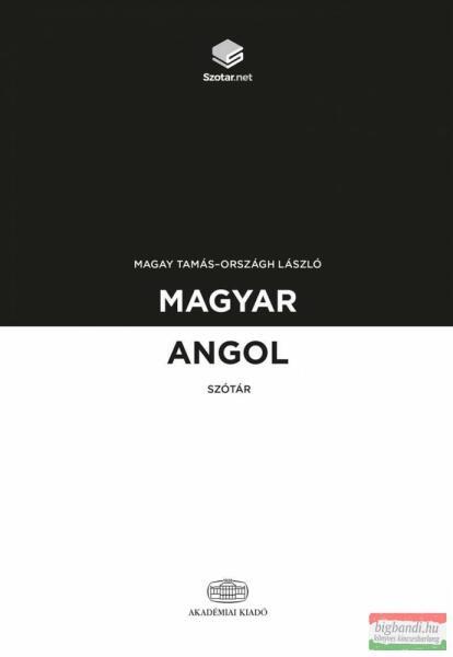 Vásárlás  MAGYAR-ANGOL SZÓTÁR (2018) e5cf522fa7