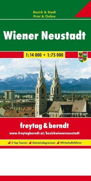 wiener neustadt térkép Vásárlás: Wiener Neustadt térkép / freytag & berndt (ISBN