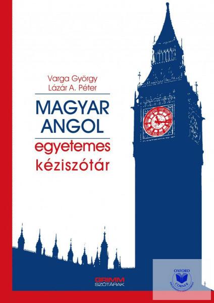 Vásárlás  Magyar-angol egyetemes kéziszótár (2019) 5de2221a4c