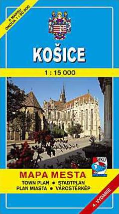 Vasarlas Kassa Terkep Kosice 2003