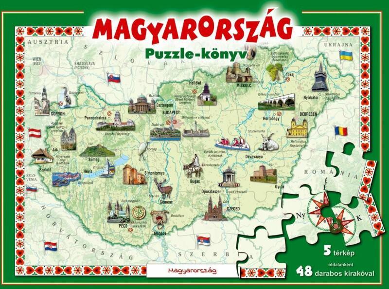 Ma1841026 Magyarorszag Puzzle Magazin Restart Com