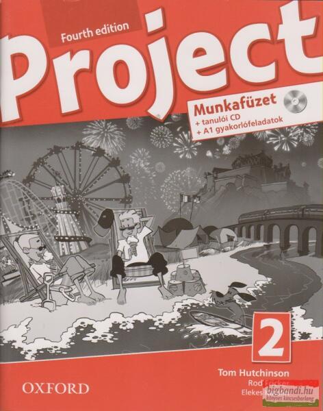 Vásárlás: Project - 4th Edition 2 munkafüzet (ISBN: 9780194764919)