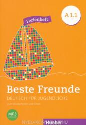 Beste Freunde A1/1. Deutsch als Fremdsprache. Ferienheft (ISBN: 9783193810519)