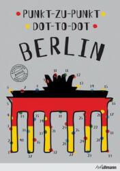 Berlin - Punkt-zu-Punkt / Dot-to-Dot - Agata Mazur (ISBN: 9783848009619)