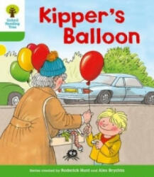 Oxford Reading Tree: Level 2: More Stories A: Kipper's Balloon (2011)