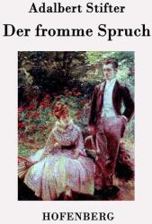 Der fromme Spruch (ISBN: 9783843042666)