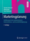 Marketingplanung (ISBN: 9783834932136)