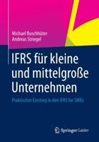 Ifrs Fur Kleine Und Mittelgrosse Unternehmen (ISBN: 9783834921871)