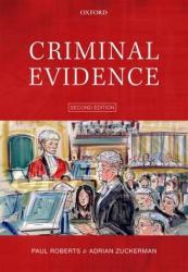 Criminal Evidence - Adrian Roberts (2010)