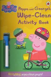 Peppa Pig: Peppa and George's Wipe-Clean Activity Book, Paperback (2011)