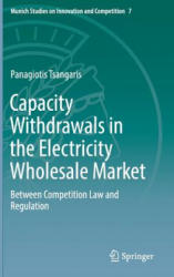 Capacity Withdrawals in the Electricity Wholesale Market - Between Competition Law and Regulation (ISBN: 9783662555125)