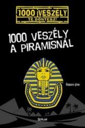1000 veszély a piramisnál (ISBN: 9789632447841)