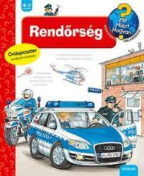 Rendőrség (ISBN: 9789632447902)