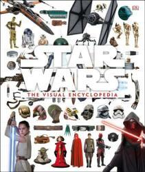 Star Wars: The Visual Encyclopedia (ISBN: 9781465459626)