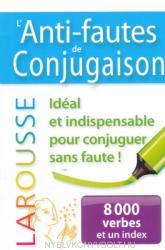 L'anti-fautes de conjugaison (ISBN: 9782035938770)