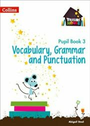 Year 3 Vocabulary, Grammar and Punctuation Pupil Book (ISBN: 9780008133344)