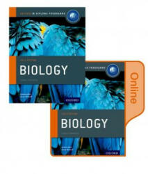 IB Biology Print and Online Course Book Pack 2014 Edition: Oxford IB Diploma Programme (ISBN: 9780198307747)