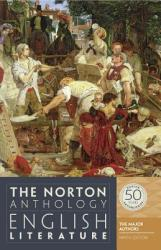 The Norton Anthology of English Literature, the Major Authors (ISBN: 9780393919639)
