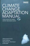 Climate Change Adaptation Manual (ISBN: 9780415660341)