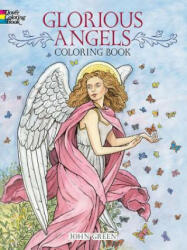 Glorious Angels Coloring Book - John Green (ISBN: 9780486480466)