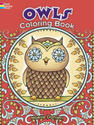 Owls Coloring Book (ISBN: 9780486780337)