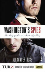 Washington's Spies - Alexander Rose (ISBN: 9780553392593)