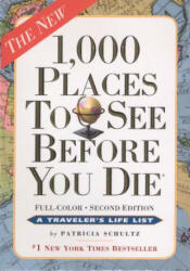1, 000 Places to See Before You Die (ISBN: 9780606316422)