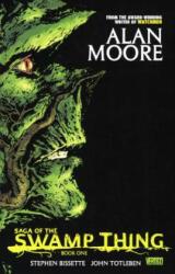 Saga of the Swamp Thing, Book 1 (ISBN: 9780606352383)