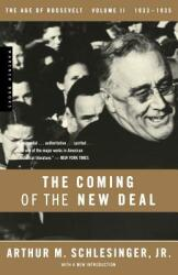 The Coming of the New Deal, 1933-1935 (ISBN: 9780618340866)