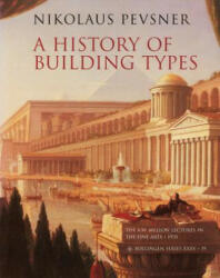A History of Building Types (ISBN: 9780691018294)