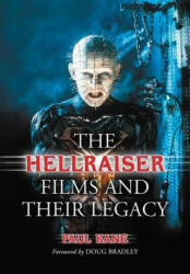 Hellraiser Films and Their Legacy (ISBN: 9780786477173)
