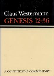 Genesis 12-36 - Claus Westermann (ISBN: 9780800695019)