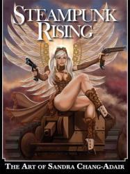 Steampunk Rising - The Art of Sandra Chang-Adair (ISBN: 9780865622470)