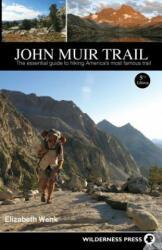 John Muir Trail - Elizabeth Wenk, Kathy Morey (ISBN: 9780899977362)