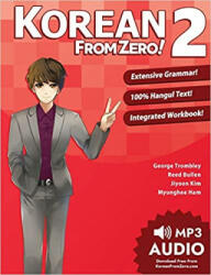 Korean from Zero! 2 (ISBN: 9780989654531)