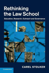 Rethinking the Law School - Carel Stolker (ISBN: 9781107423879)