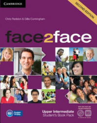 face2face Upper Intermediate, Student's Book with DVD-ROM and Online Workbook Pack (ISBN: 9781107686328)