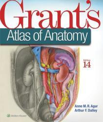 Grant's Atlas of Anatomy (ISBN: 9781469890685)