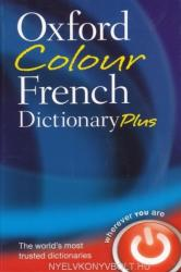 Oxford Colour French Dictionary Plus (2011)