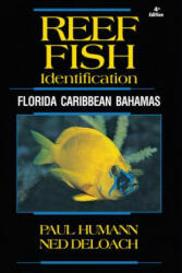 Reef Fish Identification - Ned DeLoach (ISBN: 9781878348579)