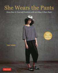 She Wears the Pants - Yuko Takada (ISBN: 9784805313268)
