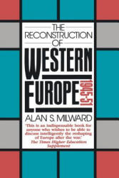 Reconstruction of Western Europe, 1945-51 (ISBN: 9780415084482)