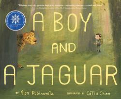 A Boy and a Jaguar (ISBN: 9780547875071)