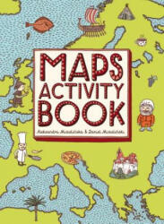 Maps Activity Book (ISBN: 9780763677718)