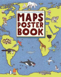 Maps Poster Book (ISBN: 9780763688356)