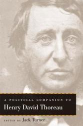 Political Companion to Henry David Thoreau (ISBN: 9780813147369)