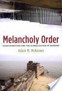 Melancholy Order - Adam M McKeown (2011)