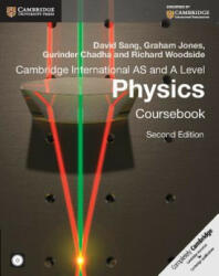 Cambridge International as and a Level Physics Coursebook (ISBN: 9781107697690)