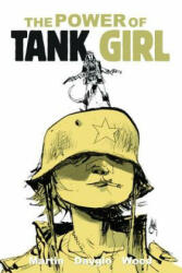 Power of Tank Girl (ISBN: 9781782760641)