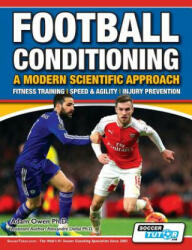 Football Conditioning a Modern Scientific Approach (ISBN: 9781910491096)